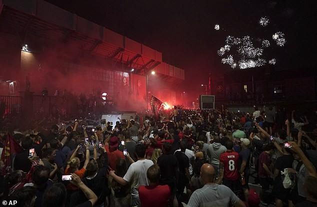 Salah bật khóc vì Liverpool hòa Man United - ảnh 3