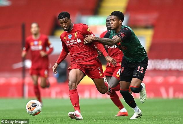 HLV Klopp không quan tâm đến việc Liverpool thiết lập kỷ lục - ảnh 3