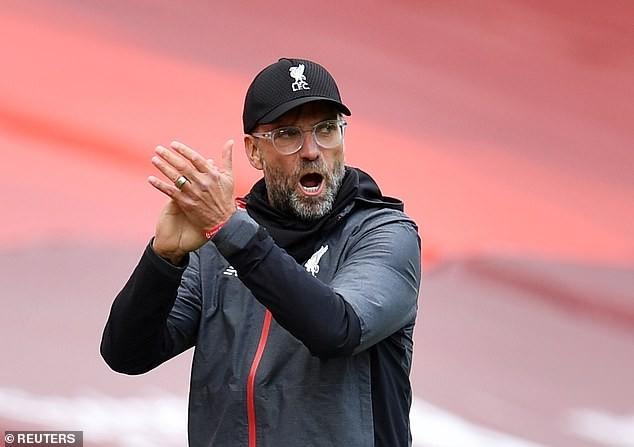 HLV Klopp không quan tâm đến việc Liverpool thiết lập kỷ lục - ảnh 2