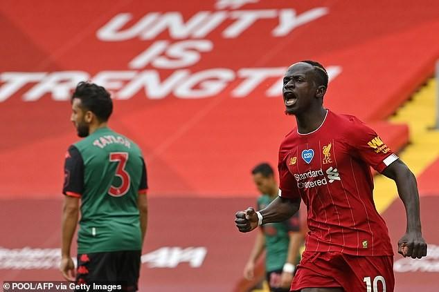 HLV Klopp không quan tâm đến việc Liverpool thiết lập kỷ lục - ảnh 1