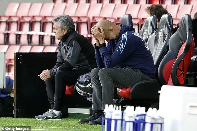 Man City tạo nghịch lý khiến Pep Guardiola không thể lý giải  - ảnh 2
