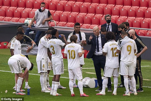 Vì dịch COVID-19, Real Madrid rao bán hàng loạt ngôi sao - ảnh 2