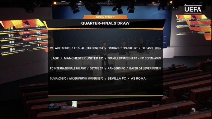 Bốc thăm tứ kết Europa League: MU dễ thở - ảnh 3
