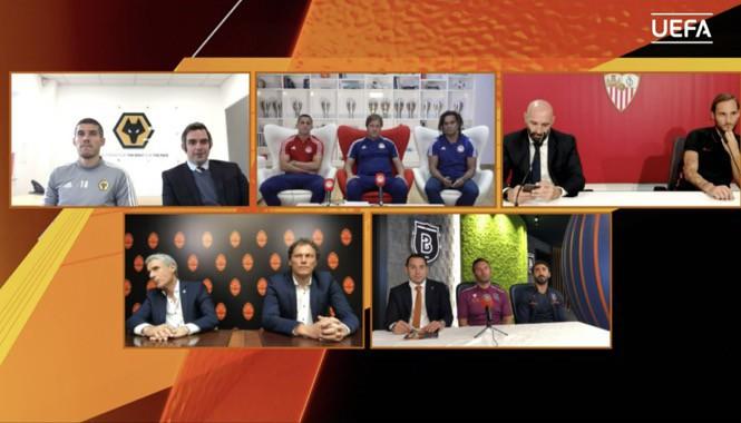 Bốc thăm tứ kết Europa League: MU dễ thở - ảnh 2