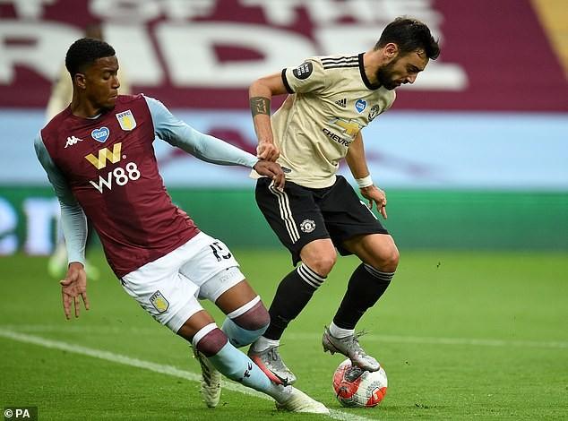 Premier League thừa nhận trọng tài sai lầm, VAR cũng giúp MU - ảnh 4