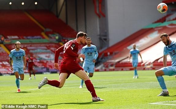 Hàng công vô duyên, Liverpool nguy cơ lỡ mục tiêu 100 điểm - ảnh 2