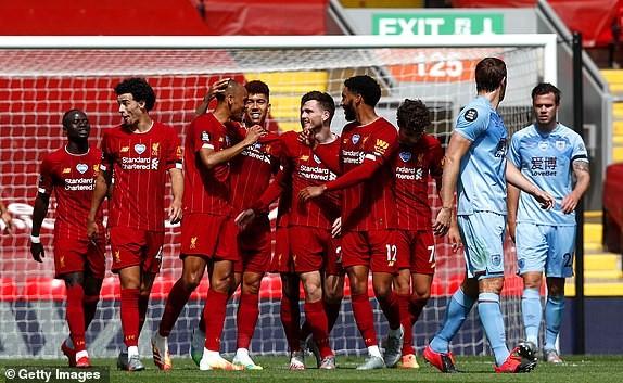 Hàng công vô duyên, Liverpool nguy cơ lỡ mục tiêu 100 điểm - ảnh 3