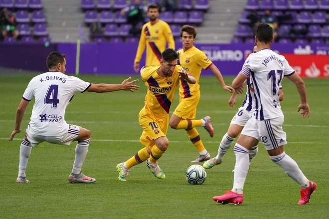 Thắng nhọc Valladolid, Barcelona níu hi vọng vô địch La Liga - ảnh 3