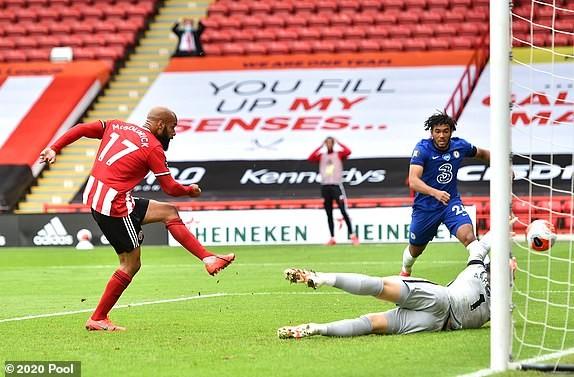 Đại bại trước Sheffield United, Chelsea lâm nguy - ảnh 1