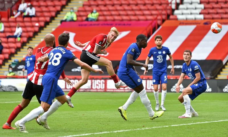 Đại bại trước Sheffield United, Chelsea lâm nguy - ảnh 2