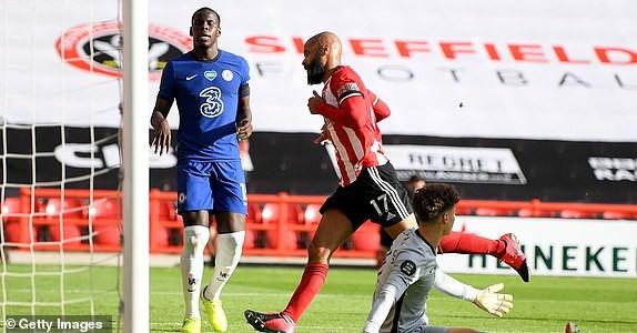 Đại bại trước Sheffield United, Chelsea lâm nguy - ảnh 5