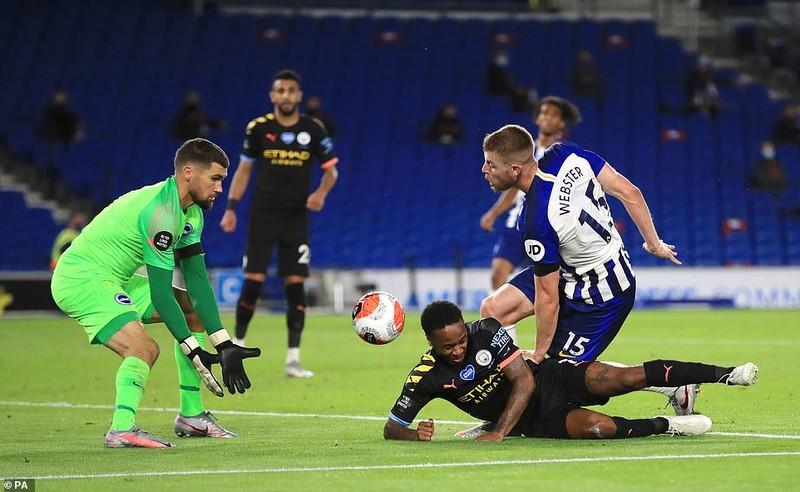 Thắng 'bàn tay nhỏ', Man City chính thức buông Premier League - ảnh 3