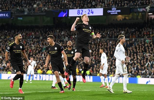 Nóng: Man City chính thức thoát án cấm dự Champions League - ảnh 1