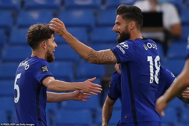 Bàn thắng phút bù giờ giúp Chelsea giành 3 điểm quý giá - ảnh 4