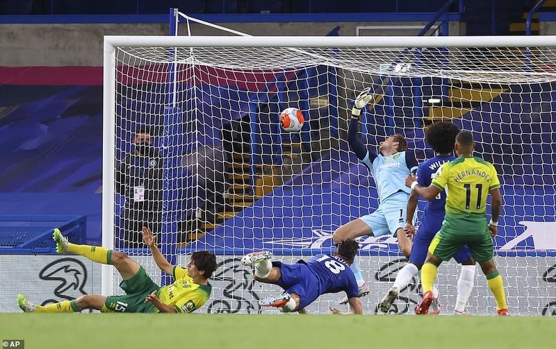 Bàn thắng phút bù giờ giúp Chelsea giành 3 điểm quý giá - ảnh 3