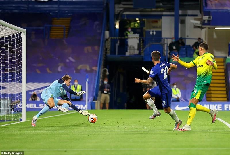 Bàn thắng phút bù giờ giúp Chelsea giành 3 điểm quý giá - ảnh 1