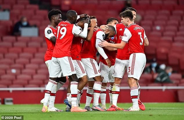 Hạ nhà vô địch Premier League, Arteta đòi Arsenal 'chơi lớn' - ảnh 3