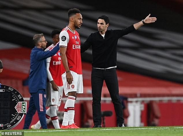 Hạ nhà vô địch Premier League, Arteta đòi Arsenal 'chơi lớn' - ảnh 2