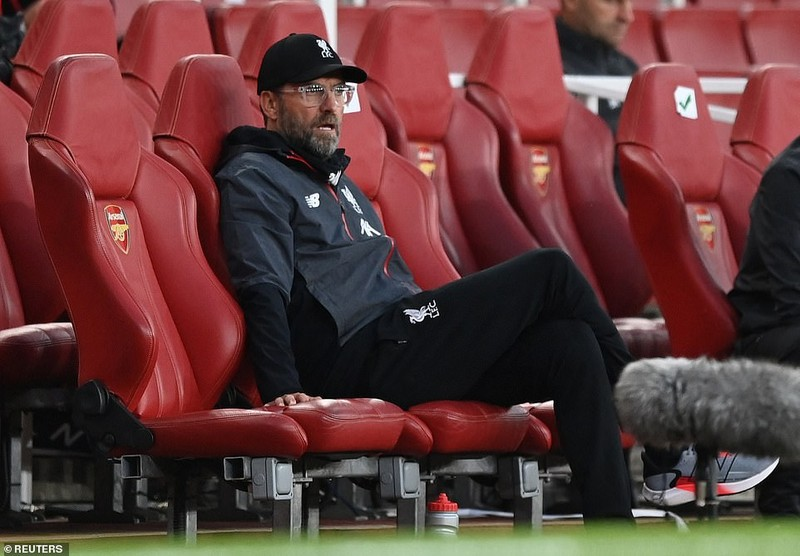 Liverpool mất kỷ lục Premier League, Klopp không nói nên lời - ảnh 1