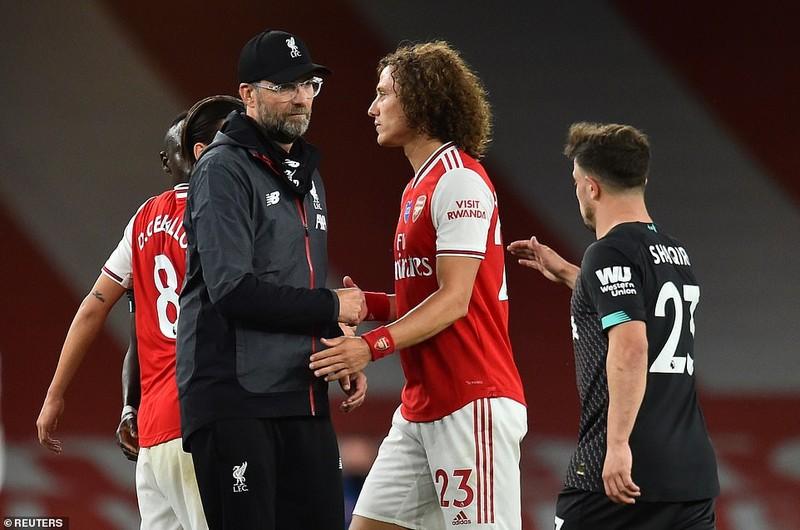 Liverpool mất kỷ lục Premier League, Klopp không nói nên lời - ảnh 2