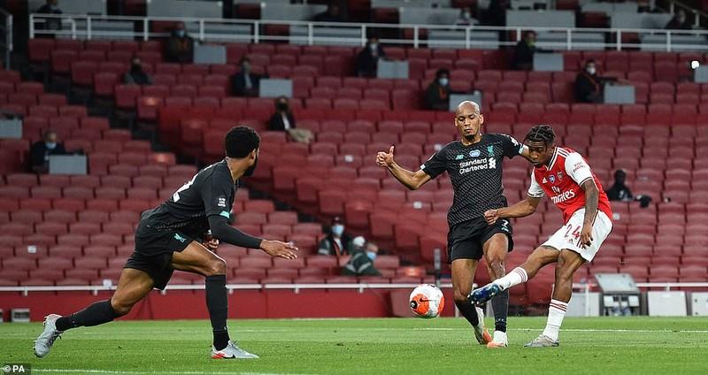 Liverpool mất kỷ lục Premier League, Klopp không nói nên lời - ảnh 5