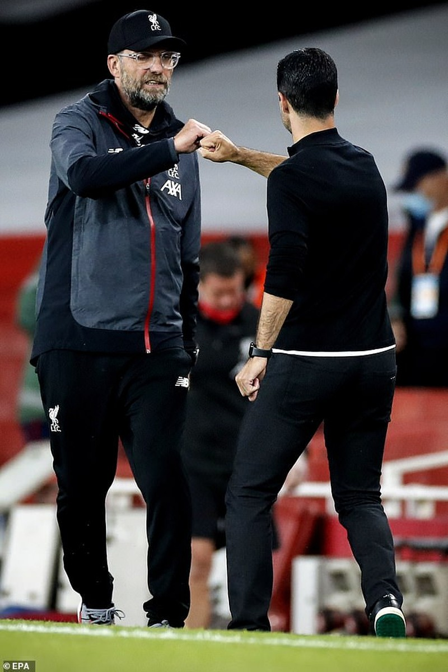 Hạ nhà vô địch Premier League, Arteta đòi Arsenal 'chơi lớn' - ảnh 1