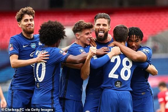 Hạ gục MU, Chelsea vào chung kết FA Cup gặp Arsenal - ảnh 5