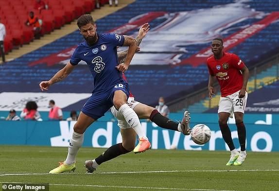 Hạ gục MU, Chelsea vào chung kết FA Cup gặp Arsenal - ảnh 2