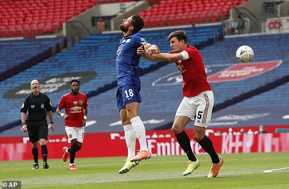 Hạ gục MU, Chelsea vào chung kết FA Cup gặp Arsenal - ảnh 1