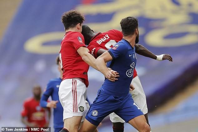 Chấm điểm trận Chelsea - MU: Tuyệt vời Giroud, thảm họa De Gea - ảnh 6