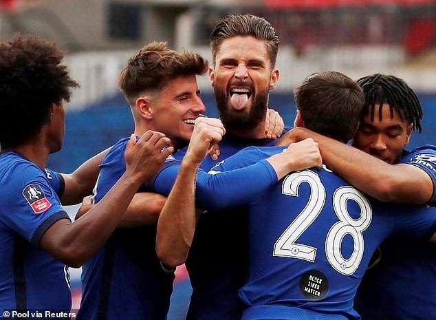 Chấm điểm trận Chelsea - MU: Tuyệt vời Giroud, thảm họa De Gea - ảnh 1