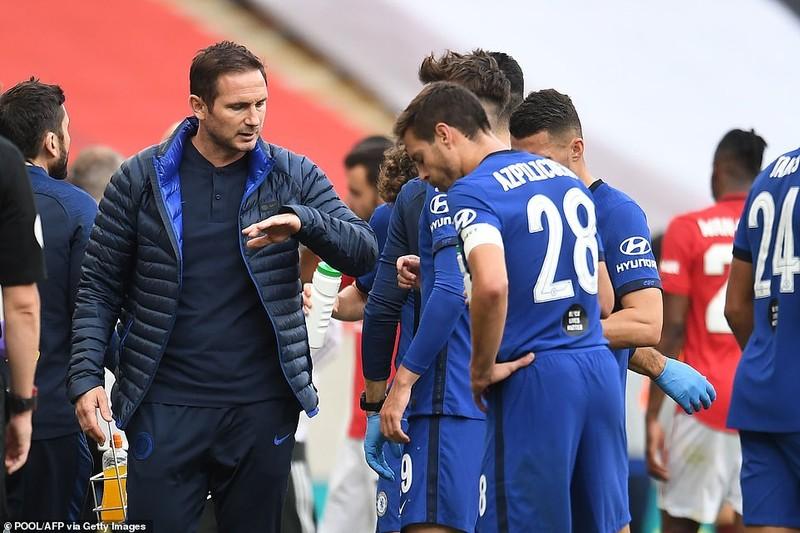Lampard ca ngợi 'sao' từ người thừa thành người hùng ở Chelsea - ảnh 3