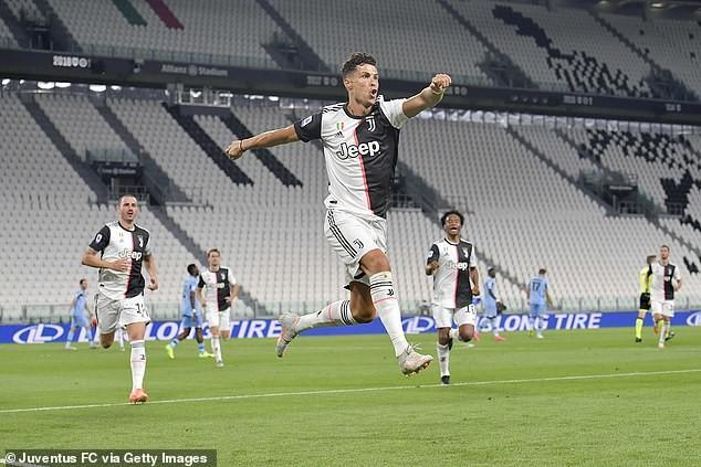 Ronaldo lại tỏa sáng giúp Juventus tiến sát ngôi vương Serie A - ảnh 5