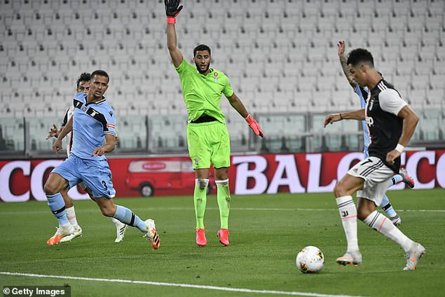 Ronaldo lại tỏa sáng giúp Juventus tiến sát ngôi vương Serie A - ảnh 3