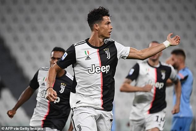 Ronaldo lại tỏa sáng giúp Juventus tiến sát ngôi vương Serie A - ảnh 1
