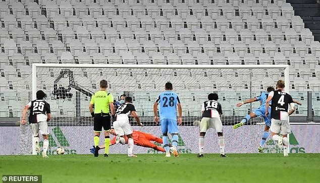 Ronaldo lại tỏa sáng giúp Juventus tiến sát ngôi vương Serie A - ảnh 4
