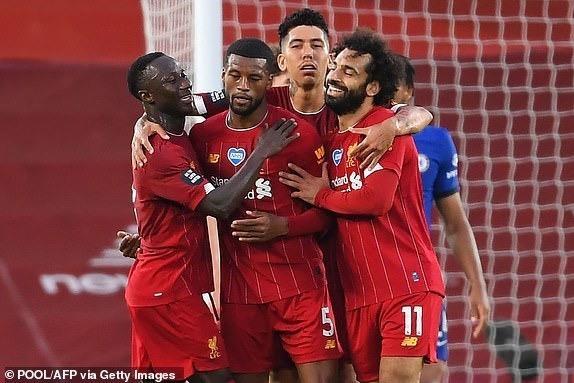 Thua Liverpool trong 'cơn mưa gôn', Chelsea bỏ lỡ thời cơ vàng - ảnh 6