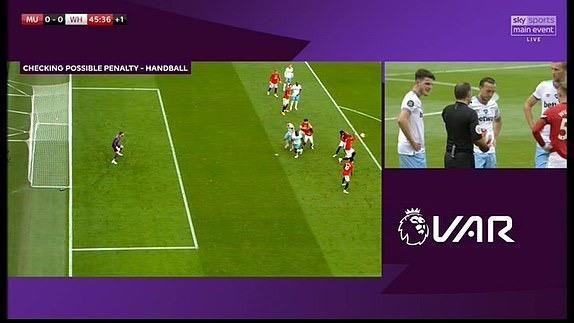 Không thắng West Ham, MU vẫn vào Top 3 Premier League - ảnh 2