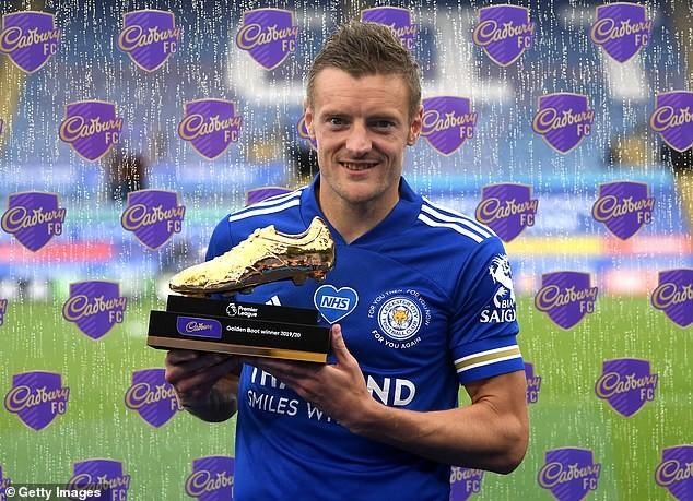 Thành tích phi thường của chiếc giày vàng Premier League - ảnh 1