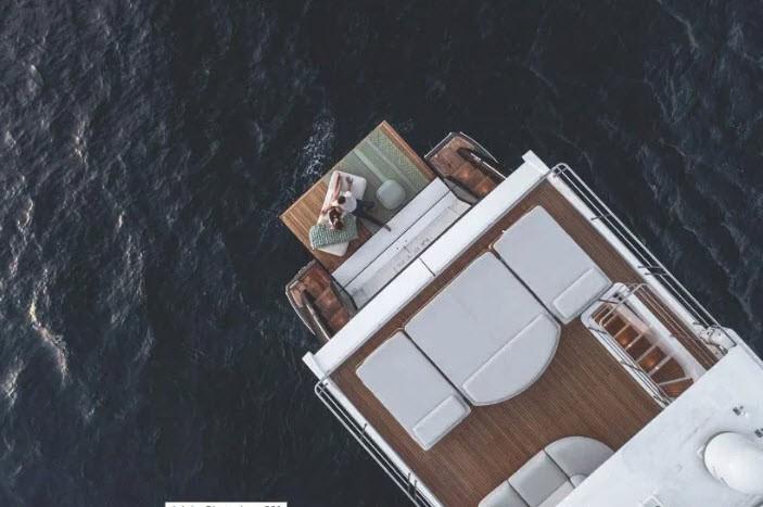 Bên trong siêu du thuyền 5,5 triệu bảng Anh của Ronaldo - ảnh 12
