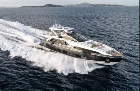 Bên trong siêu du thuyền 5,5 triệu bảng Anh của Ronaldo - ảnh 2