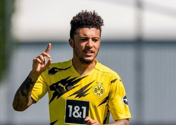 Khát khao có Sancho, MU đề nghị Dortmund cho mua trả góp - ảnh 1