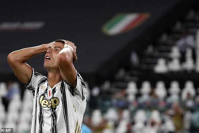 Bị Lyon loại, HLV Sarri của Juventus vẫn nói lời khó tin - ảnh 3