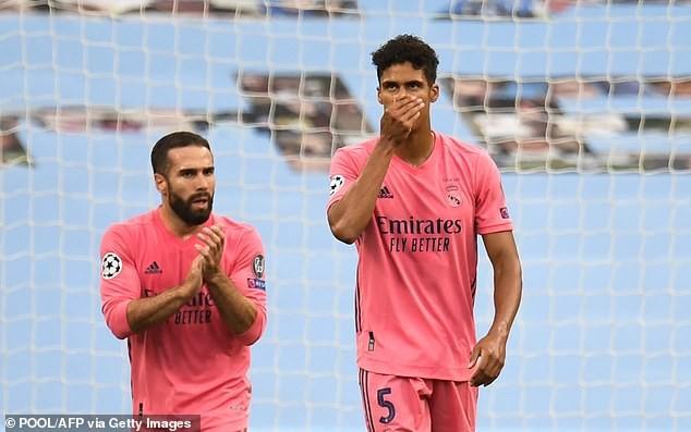 Tội đồ của Real Madrid: 'Tôi đã sai, là lỗi của tôi' - ảnh 1