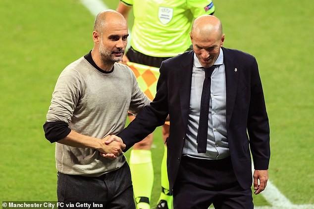 Zidane thua không bào chữa, ca ngợi mùa giải xuất sắc của Real - ảnh 1