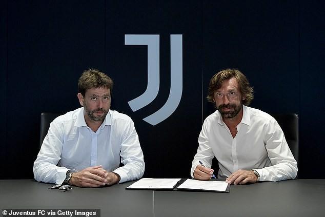 Juventus bổ nhiệm huyền thoại Pirlo như thế nào? - ảnh 1