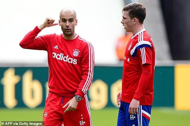 Pep Guardiola muốn cầu thủ Man City vui chơi thoải mái - ảnh 3