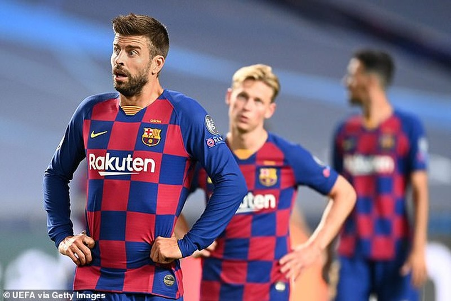 HLV Setien: Đây là thất bại nhục nhã và đau đớn của Barcelona - ảnh 3