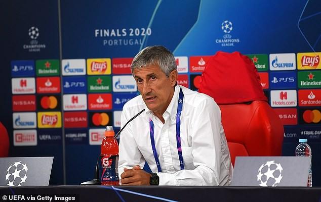 Barcelona thất bại ê chề, Pique nói quá khủng khiếp và xấu hổ - ảnh 4