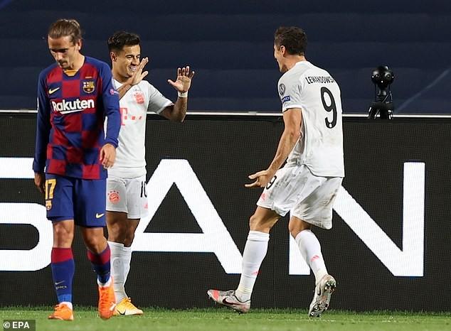 Cầu thủ của Barcelona ghi hai bàn vào lưới Barcelona nói gì? - ảnh 2